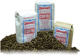 Zimmerman's Fresh Roasted Coffee