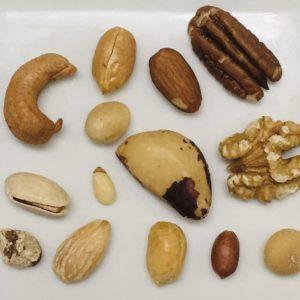 Roasted NO SALT Nuts