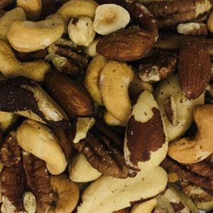 Roasted Salted Nuts