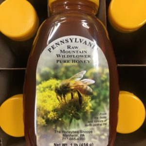 16 oz Wildflower Honey