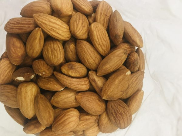 Raw Natural Almonds